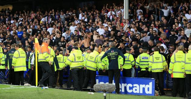 Everton v Hajduk Split File Photo