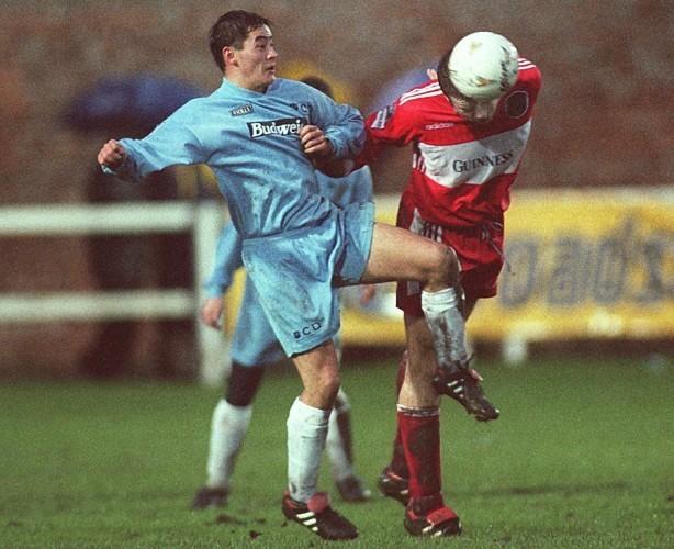 Derek Coughlan and Jason Sherlock 18/1/1997