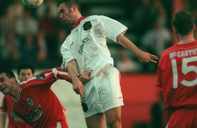 Derek Coughlan 16/5/1998