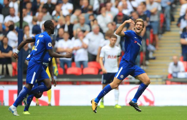 Tottenham Hotspur v Chelsea - Premier League - Wembley Stadium