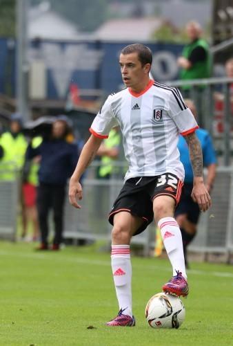 Soccer - Pre Season Friendly - Fulham v Eintracht Frankfurt - ATV Irdning