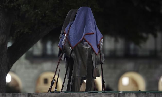 Confederate Statues Texas