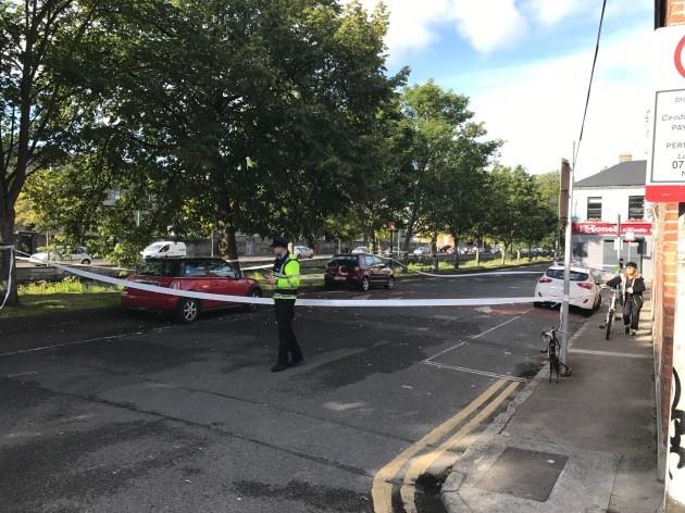 GSOC Investigating After Man Shot In Dublin