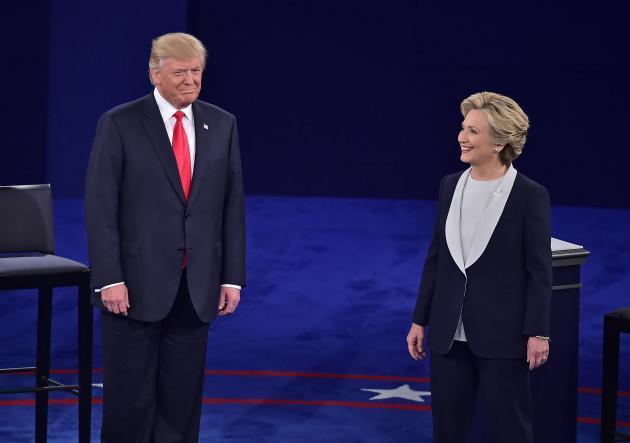 2nd Presidential Debate - St. Louis