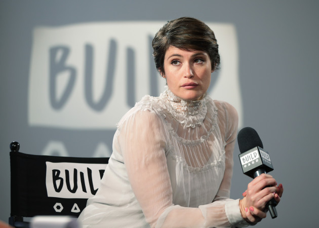 Gemma Arterton BUILD Series event
