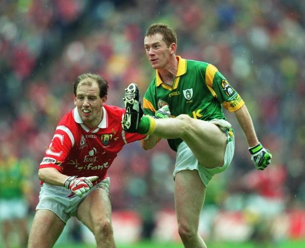 Donal Curtis and Ronan McCarthy 26/9/1999.