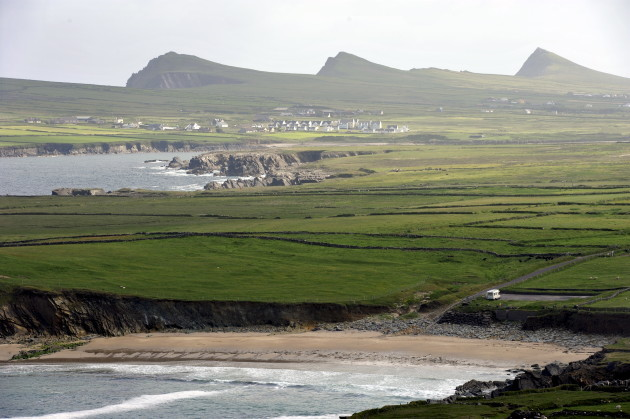 Landscape Dingle Peninsular