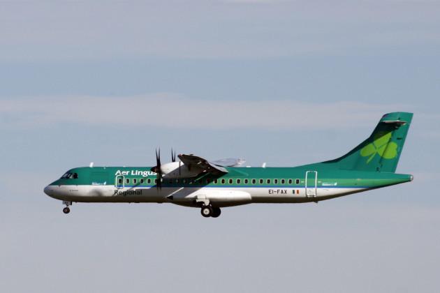 EI-FAX Aeritalia ATR42/72, Aer Lingus/Stobart Air