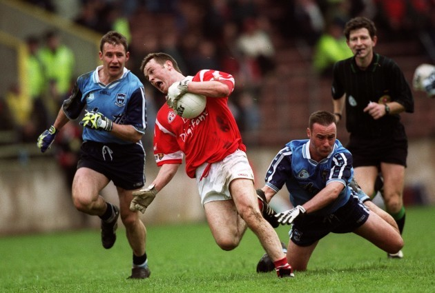Jim Gavin/Michael O'Donovan/Paul Curran 9/5/1999