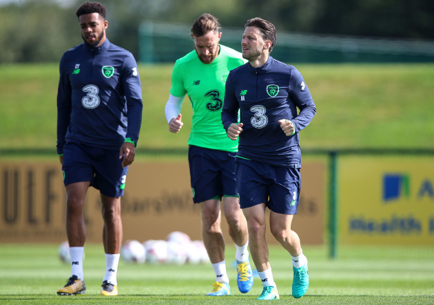 McCarthy drops out as Ireland trim squad