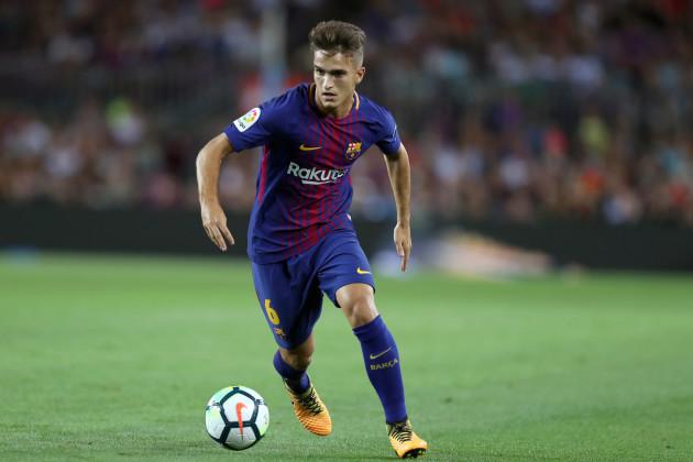 Football - Joan Gamper Trophy - FC Barcelona vs Chapecoense.
