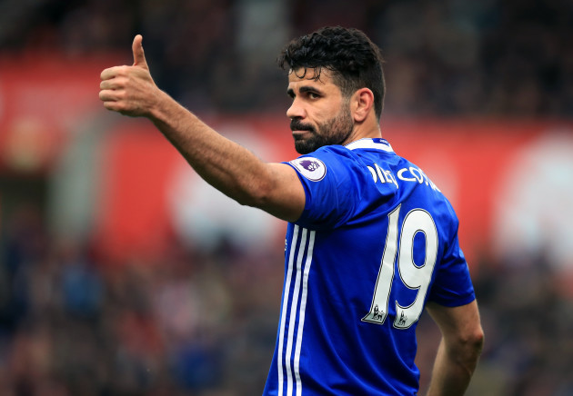 Diego Costa File Photo