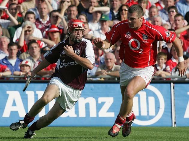 Alan Kerins and Diarmuid O'Sullivan 11/9/2005
