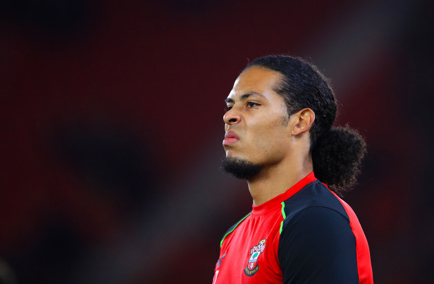 Virgil van Dijk File Photo