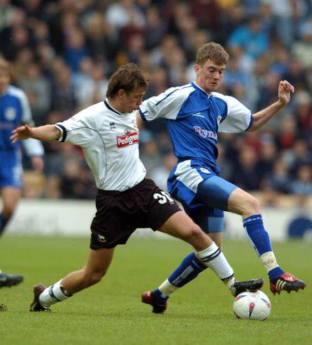 Soccer - Nationwide League Division One - Derby County v Millwall