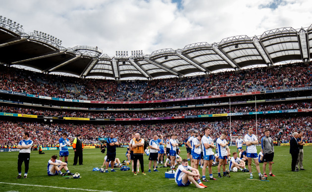 Waterford dejected