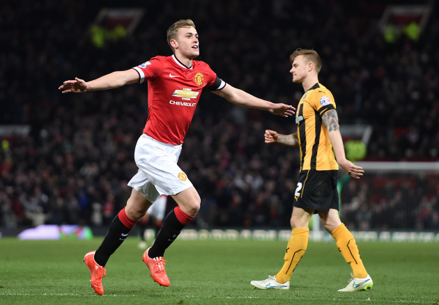 Soccer - FA Cup - Fourth Round - Replay - Manchester United v Cambridge United - Old Trafford