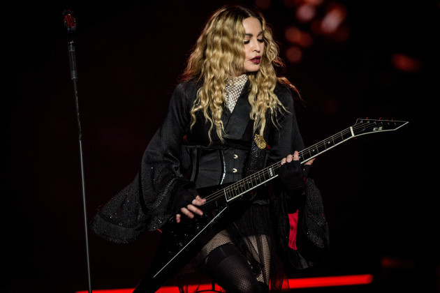 Madonna in concert - Turin