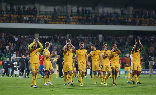 Moldova v Wales - 2018 FIFA World Cup Qualifying - Group D - Stadionul Zimbru