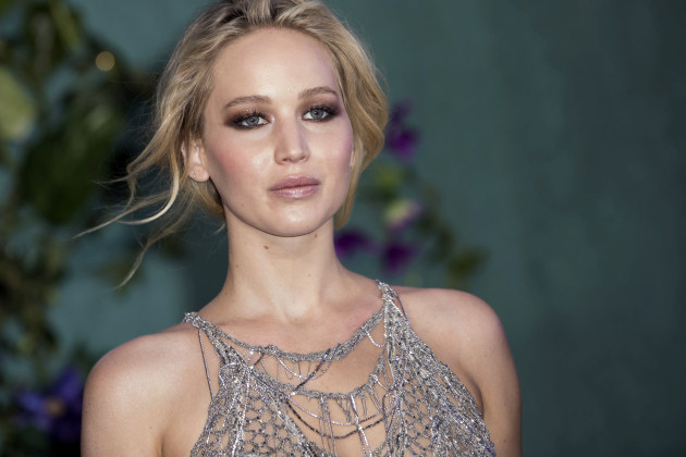 Jennifer Lawrence's Comments About Hurricanes and Donald Trump Cause Outrage