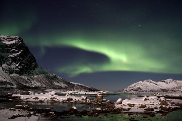 Norway: The Aurora Borealis In Norway