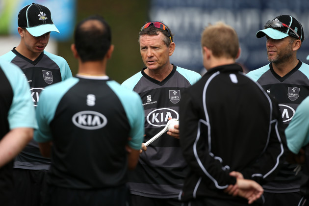 Cricket - Royal London One Day Cup - Surrey v Glamorgan - Guildford Cricket Club