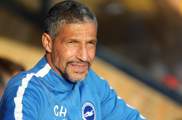 Chris Hughton File
