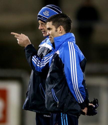 Declan D'Arcy and Bernard Dunne