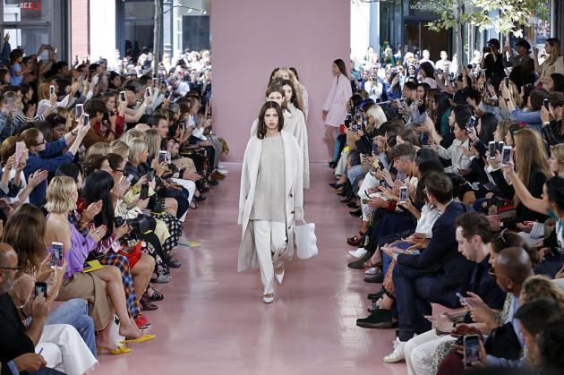 NYFW: Mansur Gavriel Fashion Show