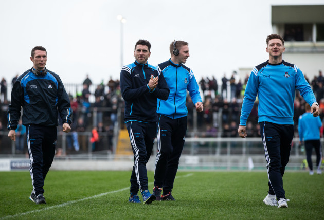 Darren Daly, Bernrad Brogan, Eoghan O'Gara and Paul Flynn
