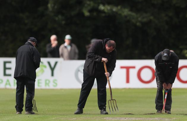 Ireland v West Indies - One Day International Series - Civil Service Cricket Club