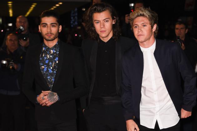 NRJ Music Awards 2014 - Cannes