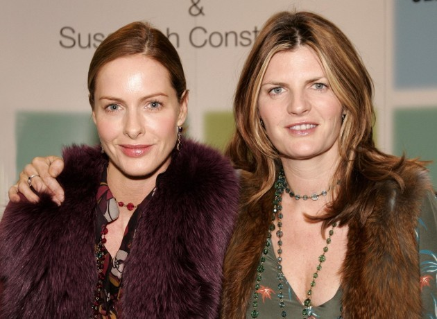 Trinny an d Susannah - Pink Party