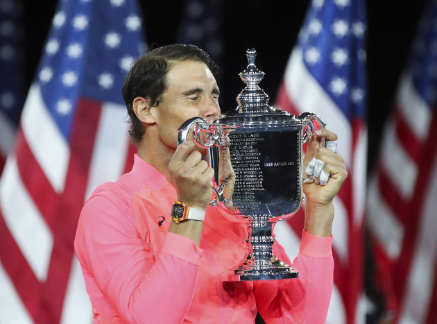 (SP)US-NEW YORK-TENNIS-US OPEN