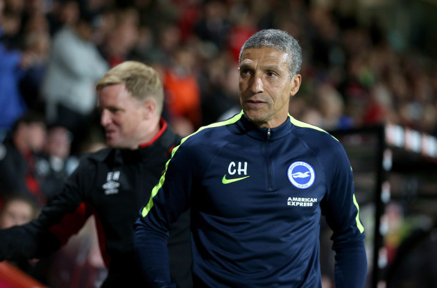 AFC Bournemouth v Brighton and Hove Albion - Carabao Cup - Third Round - Vitality Stadium
