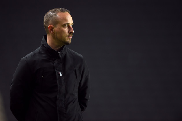 Mark Sampson File Photo