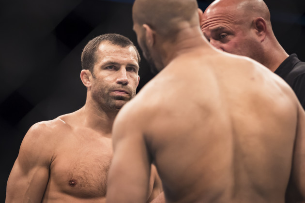 UFC 2017: Fight Night Pittsburgh Rockhold vs Branch