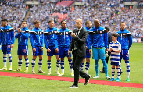 Huddersfield Town v Reading - Sky Bet Championship - Play Off - Final - Wembley Stadium