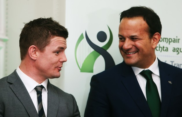 Ireland's Rugby World Cup bid is 'bulletproofed', says Shane Ross