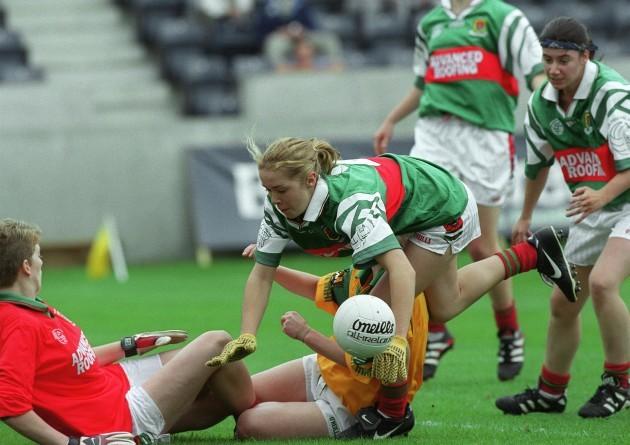 Denise Horan/Niamh Lally/Dorothy McGoldrick 4/9/1999
