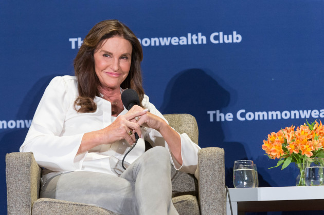 CA: An Evening with Caitlyn Jenner at The Commonwealth Club