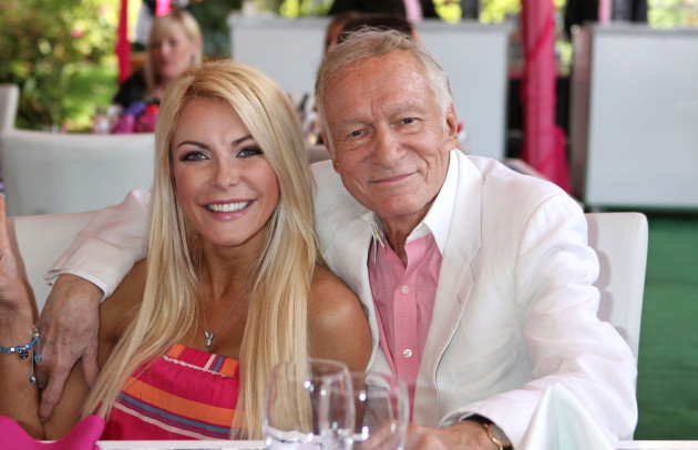 Hugh Hefners Wife Wont Inherit Any Money Following His Death Its The Dredge