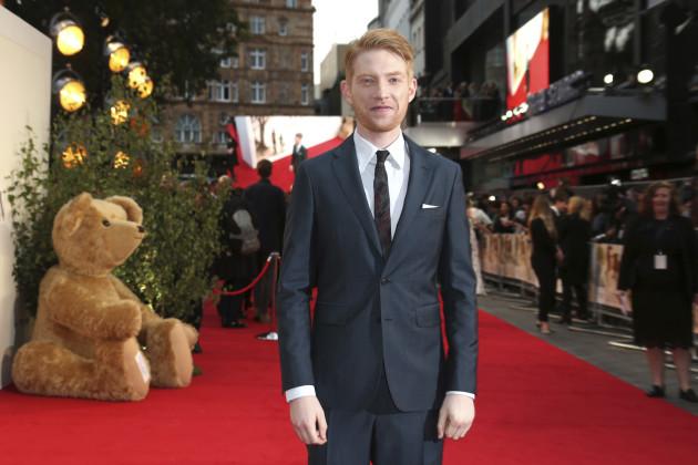 Britain Goodbye Christopher Robin World Premiere
