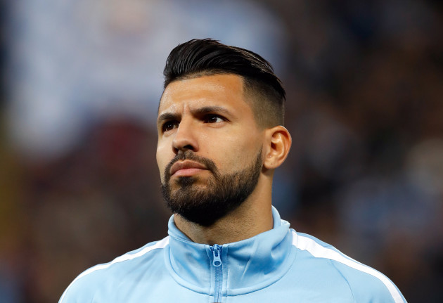 Manchester City Confirm Sergio Aguero Sustained Injuries In - Aguero hairstyle new