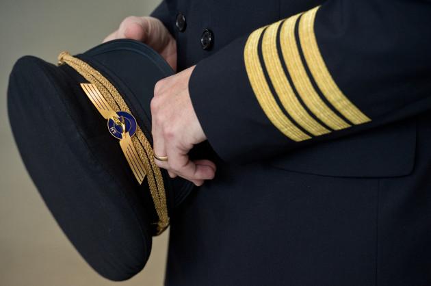 Lufthansa pilots' strike