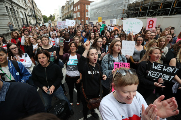 Ireland abortion laws