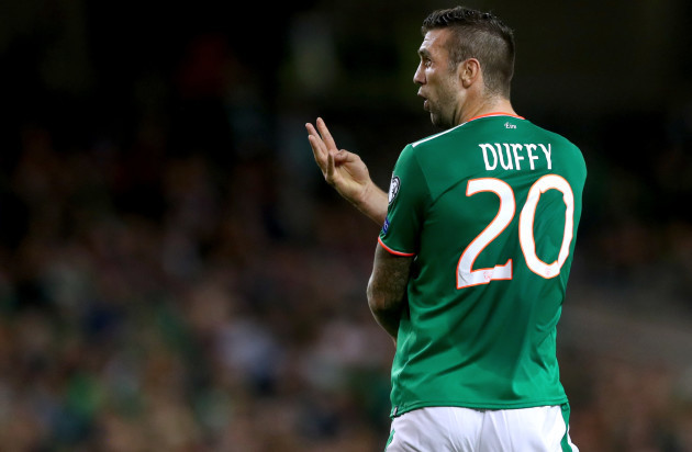 Daryl Murphy double settles World Cup qualifier against Moldova