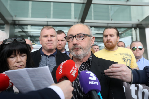 2/10/2017 Jobstown NotGuilty Charges To Be Dropped
