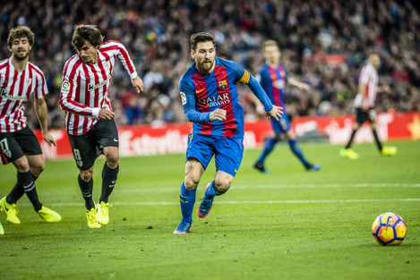FC Barcelona 3:0 Athletic Club - La Liga