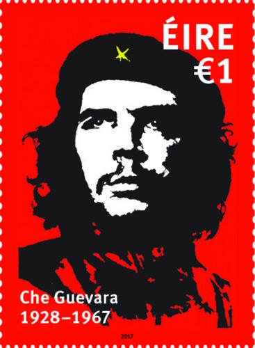 50th Anniversary  Che Guevara stamp 1200_€1